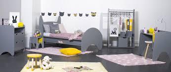 bureau enfant gris bureau enfant bois laqué gris mat kiddo miliboo
