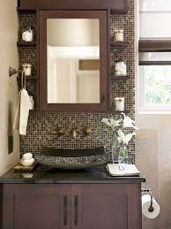 bathroom transformations trends stylish vessel sinks granite