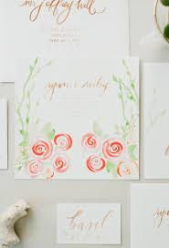 calligraphy wedding invitation collection from hazel wonderland