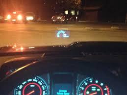 camaro hud on cars