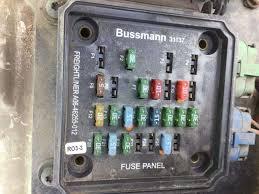 fuse box freightliner m2 glow plug wiring diagram