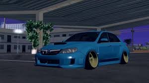 stanced cars forza horizon 3 wiksaw is back subaru impreza sti stanced gta replica