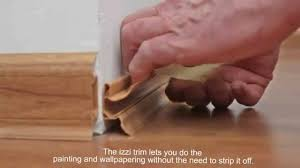 Skirting Board For Laminate Flooring Skirting Boards Magnum Installation Youtube