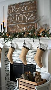rustic christmas decorations 30 adorable indoor rustic christmas décor ideas digsdigs
