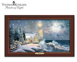 kinkade home interiors brighten your interior decorations on the wall