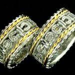 Western Wedding Rings by Cowboy Wedding Rings Jewelry Exhibition