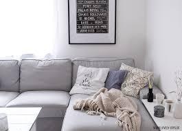 Wohnzimmer Skandinavisch Ideen Weiss Grau Ansprechend Auf Dekoideen Fur Ihr Zuhause Für