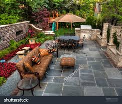 backyard patio in beautiful design with good preparation ivelfm