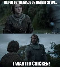 Arya Meme - the best game of thrones memes page 38 of 47 tyrionlannister net