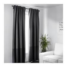Marjun Blackout Curtains 1 Pair Ikea