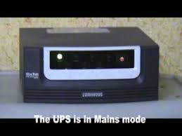 eco volt ups installation u0026 usage youtube