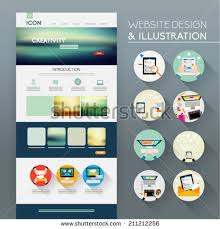 web page design web page design stock images royalty free images vectors