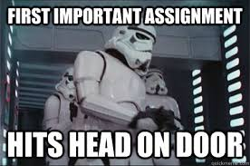 Star Wars Funny Meme - 15 of the best star wars storm trooper funny memes ever