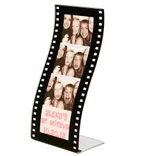 photo booth picture frames 2x6 wavy frame