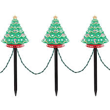 white wire outdoor tree lights decoration