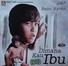 website film indonesia jadul dimana kau ibu pecinta film indonesia jadul
