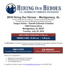 military resume writing services hiring our heroes job fair supports veterans service members hiring our heroes job fair supports veterans service members