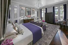 Royal Bedroom by Luxury Accommodations On The Chao Phraya River Mandarin Oriental