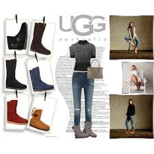 womens ugg knit boots boot remix with ugg contest entry polyvore