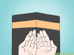 hajj steps how to perform hajj with pictures wikihow