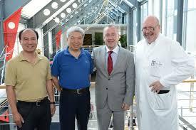Herzklinik Bad Oeynhausen Deutsch Chinesisches Treffen Im Herz Und Diabeteszentrum Nrw