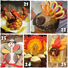Thanksgiving Cake Decorating Ideas 30 Easy Thanksgiving Treats