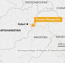 Map Snap Usa Afghanistan Usa Werfen Zum Ersten Mal U201emutter Aller Bomben U201c Ab Welt