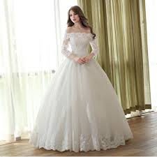 simple wedding dresses for brides aliexpress buy sleeve muslim wedding dress 2016 princess