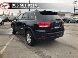 jeep grand cherokee 2017 blacked out 2017 jeep grand cherokee laredo 4x4 w heated steering wheel pow