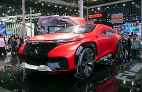 chery beijing 2016 chery fv 2030 is a crowd pulling concept car