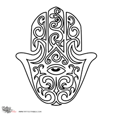 tattoo of hamsa protection tattoo custom tattoo designs on
