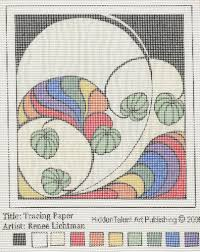 needlepoint gallery artist made needlepoint canvases for sale