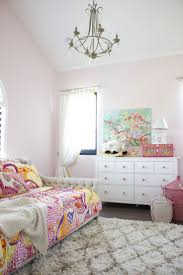 kids room cute toddler bedroom with small bed and white