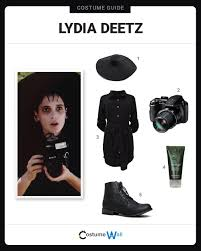 lydia deetz costume dress like lydia deetz costume and guides