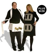 day of the woman halloween hijinks annoying couples costumes