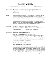 customer service and sales resume resume template and