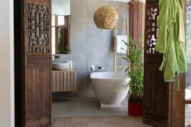oriental bathroom ideas bathroom luxury asian bathroom decor with cool brown tile wall
