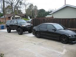 lexus is300 turbo vs lsxus