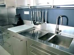 plaque aluminium cuisine cracdence ardoise cuisine lovely cr dence de cuisine et fond de