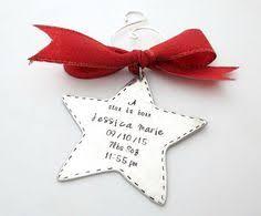 personalized engraved memorial glass ornament custom