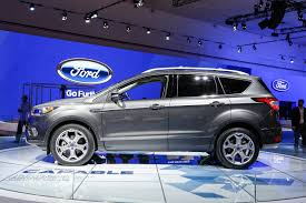 Ford Escape All Wheel Drive - 2017 ford escape updated with fresh looks new engines
