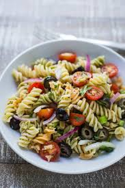 Simple Pasta Salad Recipe Quick U0026 Easy Pasta Salad B Britnell