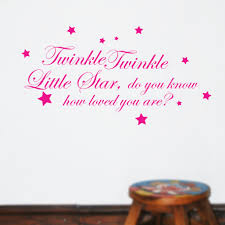 uk nursery wall quotes quotesgram twinkle little star kids words uk nursery wall quotes quotesgram twinkle little star kids words stickers w29