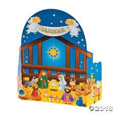 nativity advent calendar advent calendar sticker