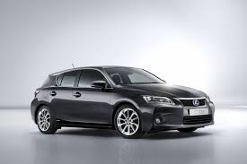 lexus ct200h white new lexus ct 200h hybrid hatch goes on sale in the uk priced from