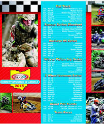 motocross racing schedule 2015 2015 cra schedule pitracer com