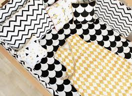 nobodinoz tour de lit cot bumper constantinopla black honey sparks