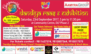 Decorate Dandiya Sticks Home by Dandiya Raas U0026 Exhibition 2017 By Gurgaon U0027ites Events Buy Tickets