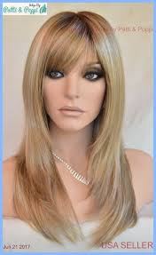 bimbo hairpieces madelyn by amore wigs double monotop sensative scalp creamy toffee