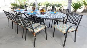 Aluminum Patio Table by Premium Cast Aluminum Patio Furniture Outdoor Tables U0026 Chairs